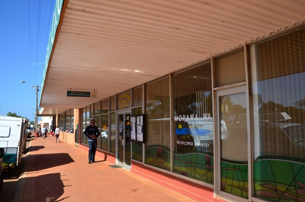 Shire Offices - Morawa1060