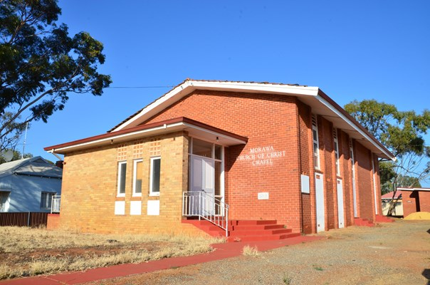 Church of Christ - Morawa1000