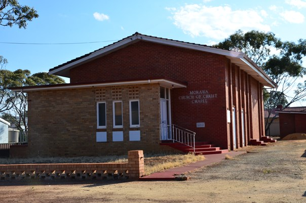 Church of Christ - Morawa443