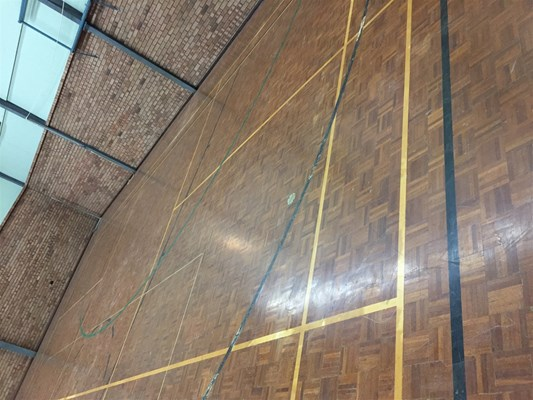 Morawa Recreation Centre Before and After Photos - Before Photo 1
