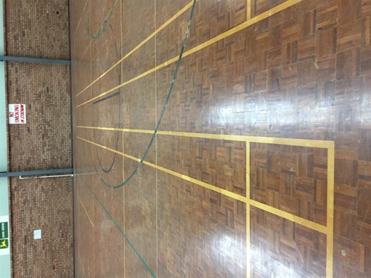 Morawa Recreation Centre Before and After Photos - Before Photo 2