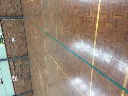 Morawa Recreation Centre Before and After Photos - Before Photo 3