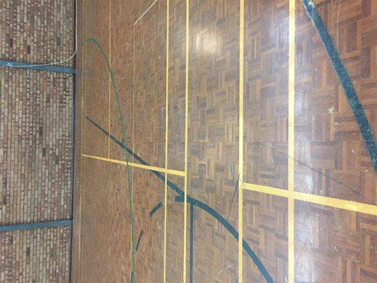 Morawa Recreation Centre Before and After Photos - Before Photo 5