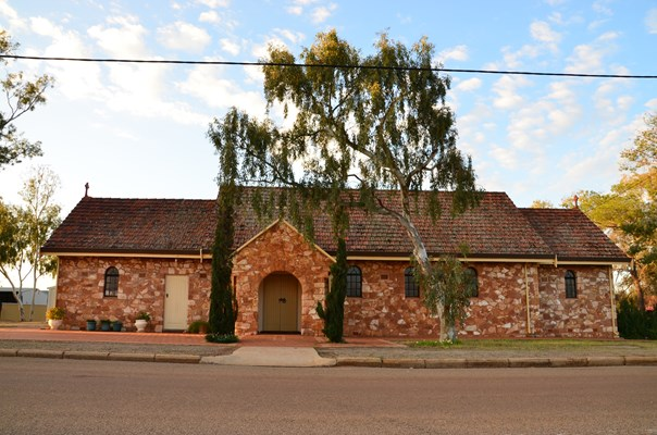 Anglican Church -