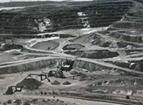 The old Koolanooka Mine Site