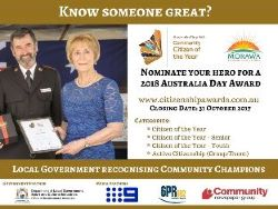 Australia Day Community Citizen of the Year